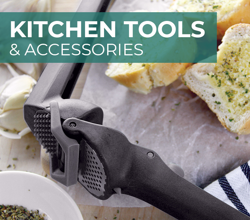 Kitchen Tools + Accessories