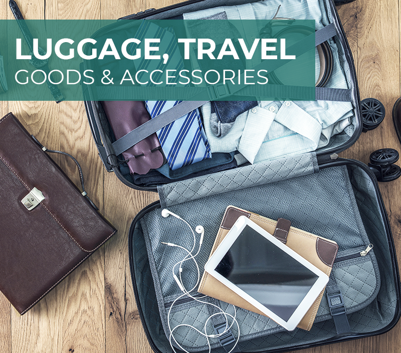 Luggage, Travel Goods & Accessories